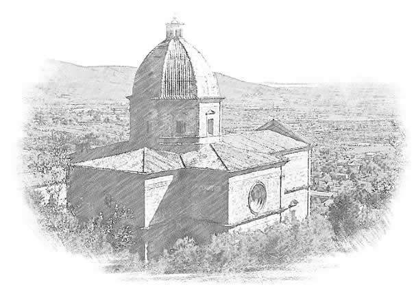 Santuario Santa Maria delle Grazie Calcinaio